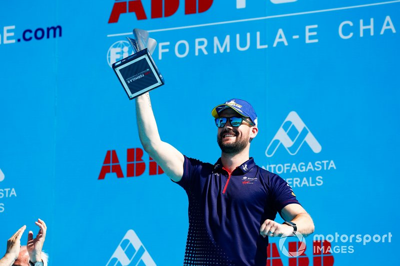 Leon Price, Team, Sporting manager, Envision Virgin Racing, podio