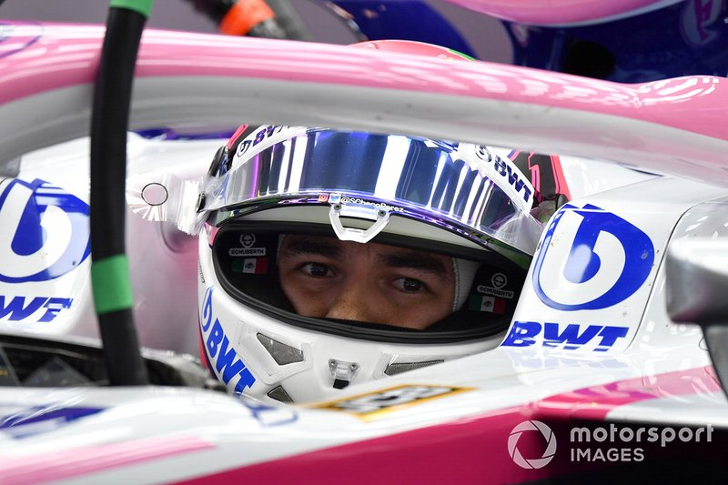 Sergio Perez, Racing Point F1 Team RP19