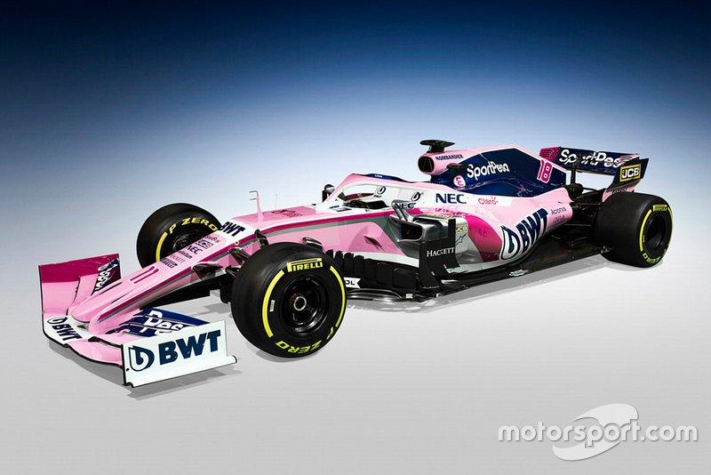 SportPesa Racing Point F1 (2019)
