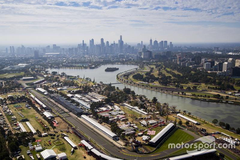 Suasana GP Australia