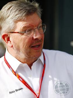 Ross Brawn, Direktor Motorsport, FOM