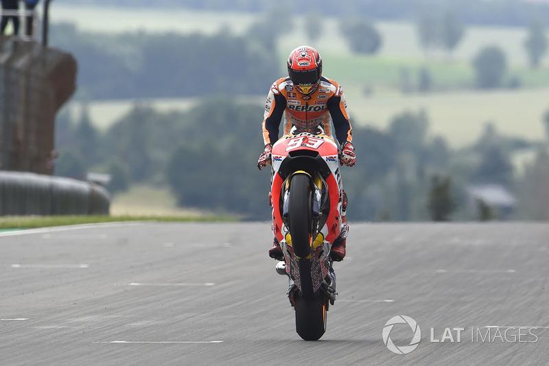 1. Гран Прі Німеччини 2017: Марк Маркес, Repsol Honda Team