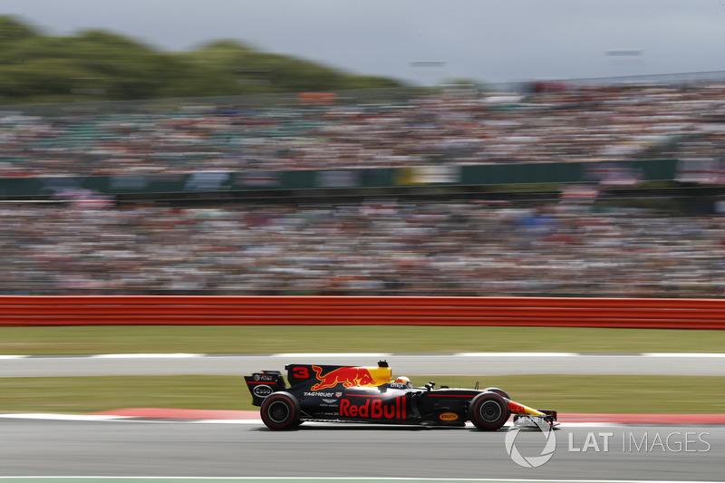 5e Daniel Ricciardo, Red Bull Racing