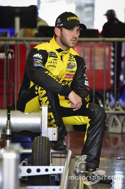 Daniel Suárez, Joe Gibbs Racing, Toyota