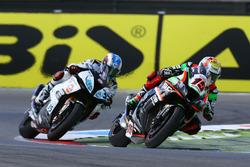 Alex de Angelis, Pedercini Racing; Raffaele de Rosa, Althea Racing