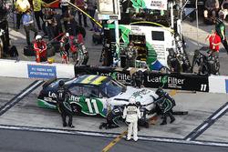 Pit stop, Blake Koch, Chevrolet