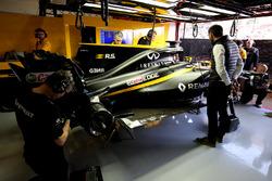 Cyril Abiteboul, Renault Sport F1 Team Managing Director