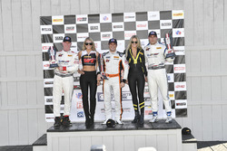 Podyum: Yarış galibi Alvaro Parente, K-Pax Racing, 2. Michael Cooper, Cadillac Racing, 3. Johnny O'Connell, Cadillac Racing