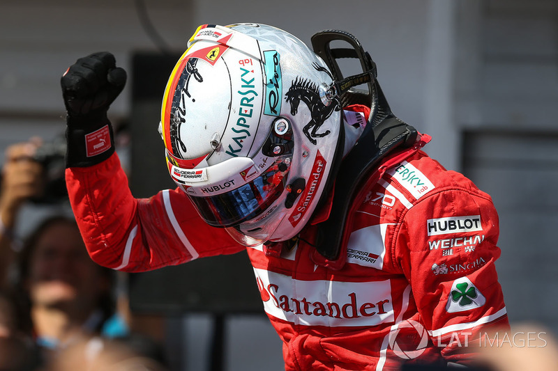 Sebastian Vettel (11 victorias)