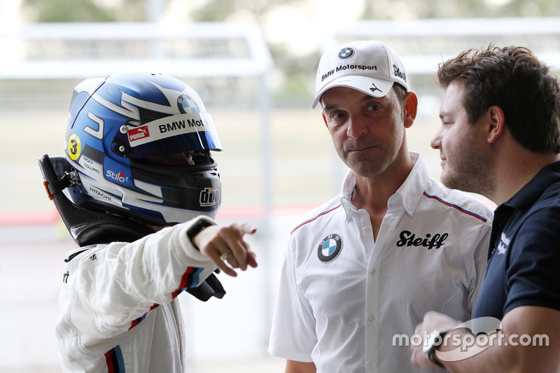 #99 Walkenhorst Motorsport, BMW M6 GT3: Jörg Müller,  Ricky Collard