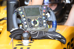 Renault Sport F1 Team RS17 steering wheel