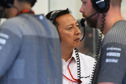 Yusuke Hasegawa, Başkan, Honda Motorsport