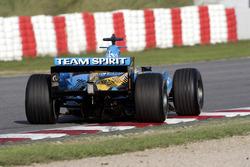 Carlos Sainz, Renault R25