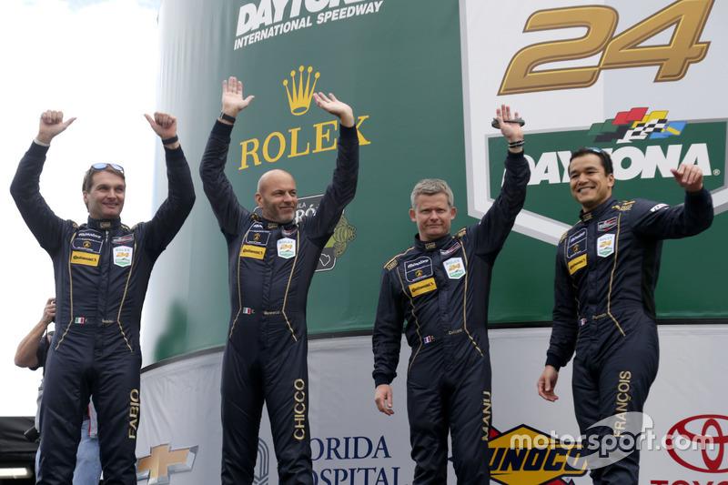 #46 EBIMOTORS Lamborghini Huracan GT3: Emanuele Busnelli, Fabio Babini, Emmanuel Collard