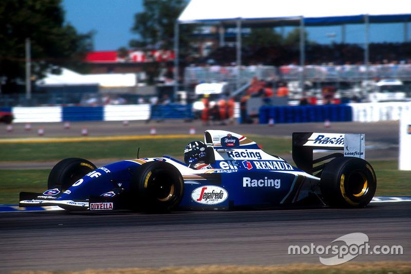 1994: Damon Hill, Williams FW16 Renault