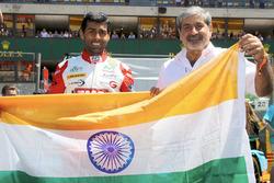 Karun Chandhok, Tockwith Motorsports with Vicky Chandhok