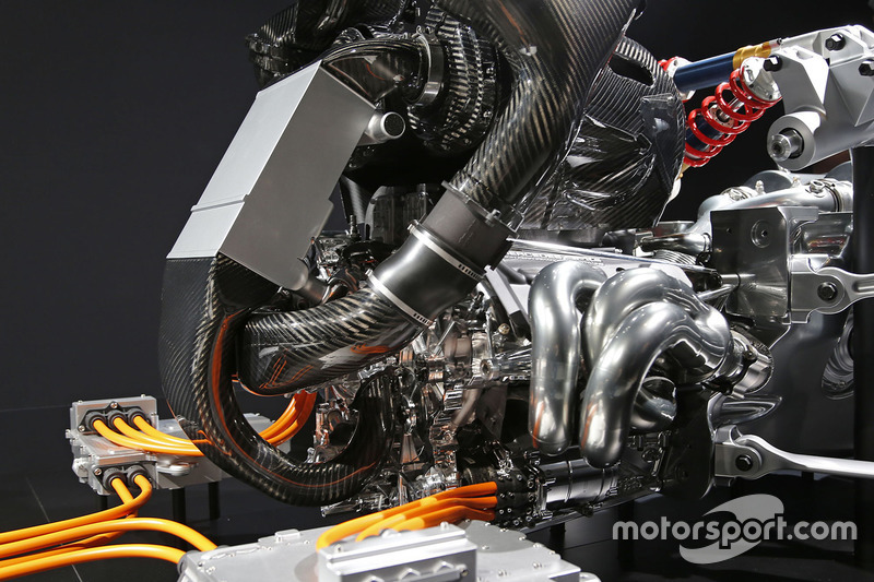 Технічні деталі Mercedes-AMG Project One