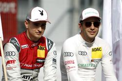 Nico Müller, Audi Sport Team Abt Sportsline, Audi RS 5 DTM, Mike Rockenfeller, Audi Sport Team Phoenix, Audi RS 5 DTM