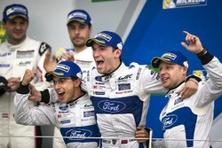 1. GTE-Pro: #67 Ford Chip Ganassi Racing, Ford GT: Andy Priaulx, Harry Tincknell, Pipo Derani
