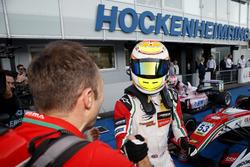 Il vincitore della gara Callum Ilott, Prema Powerteam, Dallara F317 - Mercedes-Benz