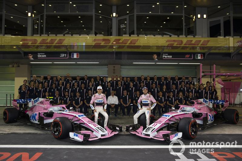 Racing Point: 728.753 euros (830.001dólares)
