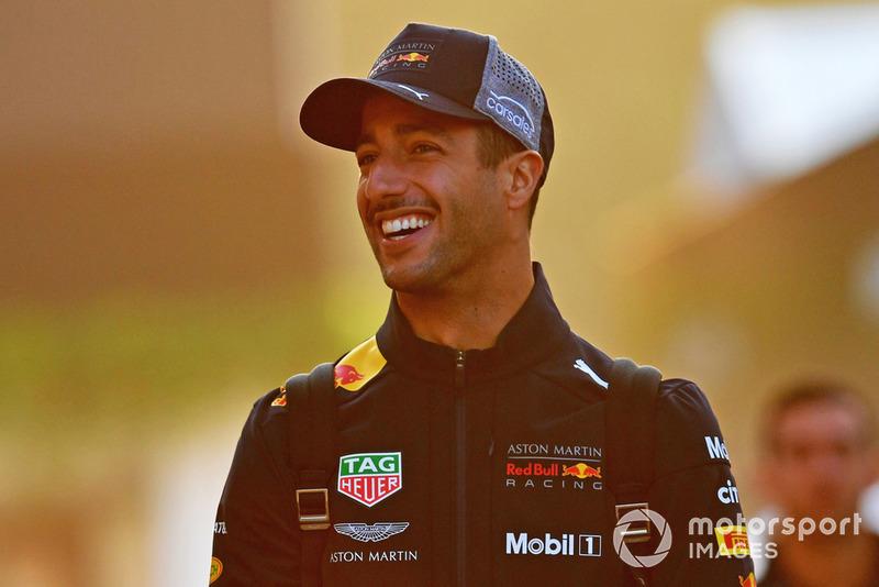 Daniel Ricciardo (2018)