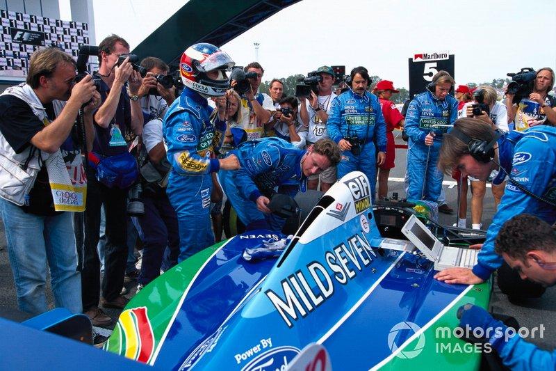 10勝目:1994年ヨーロッパGP