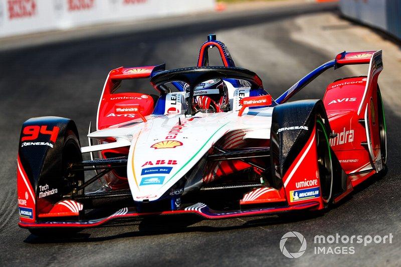 Кетрін Лег, Mahindra Racing, M5 Electro