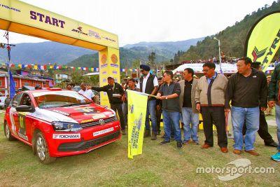 JK Tyre Arunachal Festival of Speed