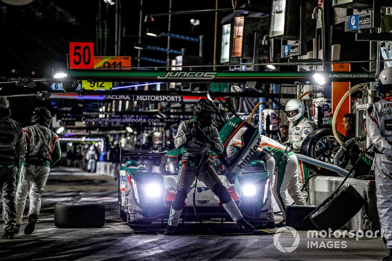 #50 Juncos Racing Cadillac DPi, DPi: Вілл Овен, Рене Біндер, Агустін Канапіно, Кайл Кайзер