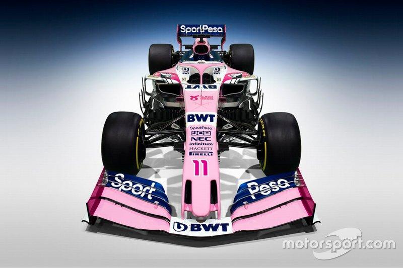 Автомобиль Racing Point