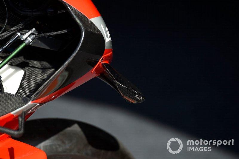 Ducati Team bike detalle