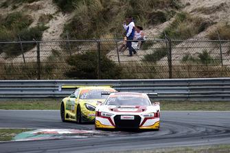 #6 Phoenix Racing Audi R8 LMS: Oscar Tunjo, Ivan Lukashevich