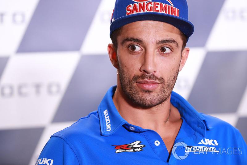 29 - Andrea Iannone, Aprilia Racing Team Gresini