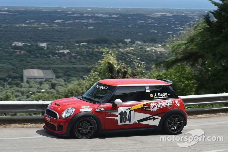 Antonio Scappa, Mini Cooper JCW, Scuderia Driving Experience