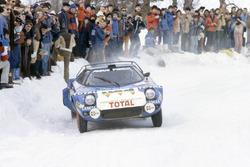 Bernard Darniche, Alain Mahe, Lancia Stratos HF