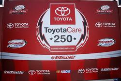 Victory Lane: ToyotaCare 250 der NASCAR Xfinity-Serie