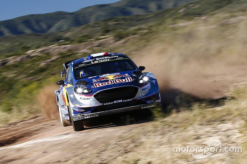 WRC Suivez le Rallye d'Argentine en direct !