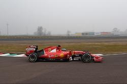 Антонио Джовинацци, третий пилот Ferrari