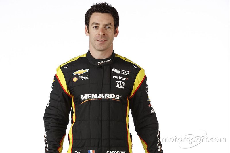 #1 Simon Pagenaud, Team Penske / Chevrolet