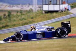 Stefan Bellof, Tyrrell 014