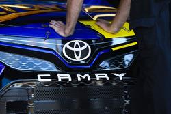 L'auto di Kyle Busch, Joe Gibbs Racing Toyota