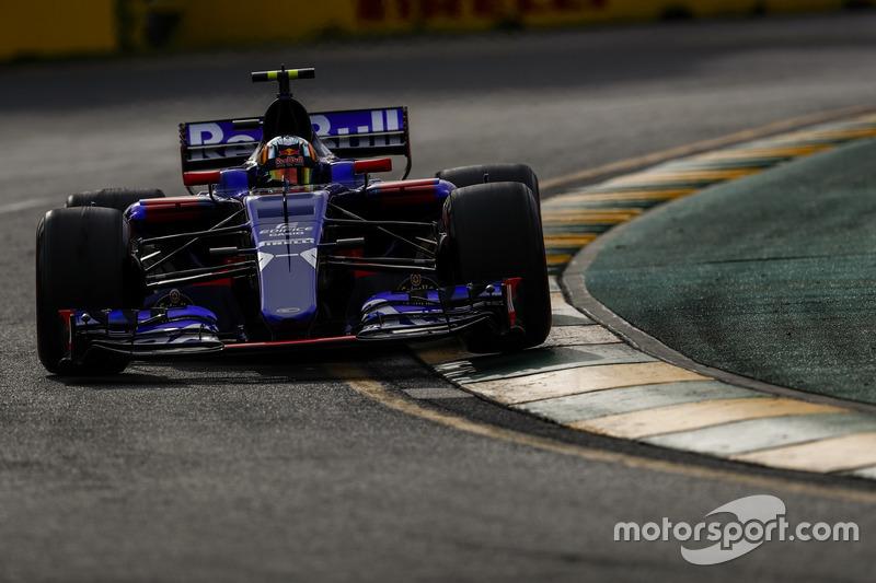 8. Карлос Сайнс, Scuderia Toro Rosso STR12