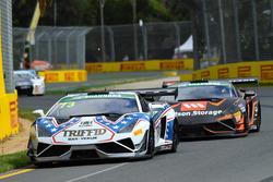 #73 Lamborghini R-EX: Michael Hovey