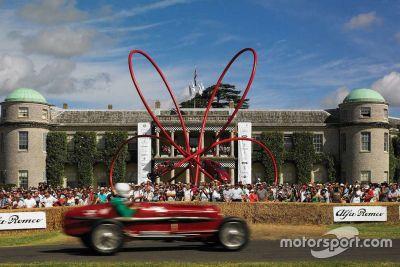Фестиваль скорости в Гудвуде