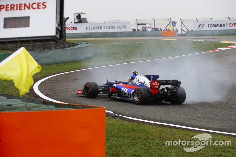 8 місце — Карлос Сайнс, Toro Rosso. Умовний бал — 12,332