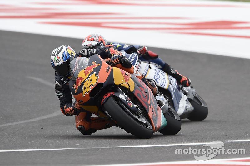 Pol Espargaro, Red Bull KTM Factory Racing, Hector Barbera, Avintia Racing