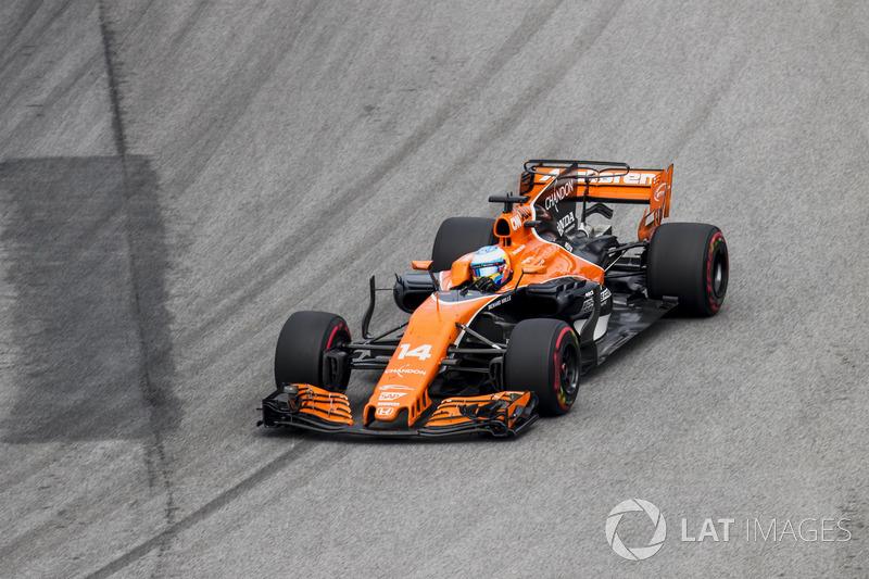 11e : Fernando Alonso (McLaren-Honda)