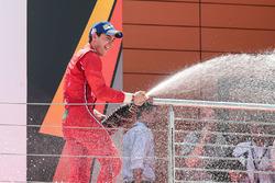 3. Alfonso Celis Jr., Fortec Motorsports