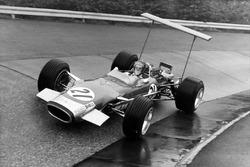 Jackie Oliver, Lotus 49B-Ford
